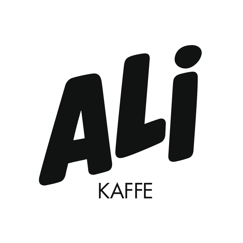 ALI Kaffe logo