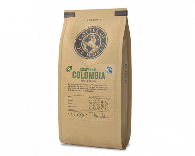 COTW Chaparral Colombia