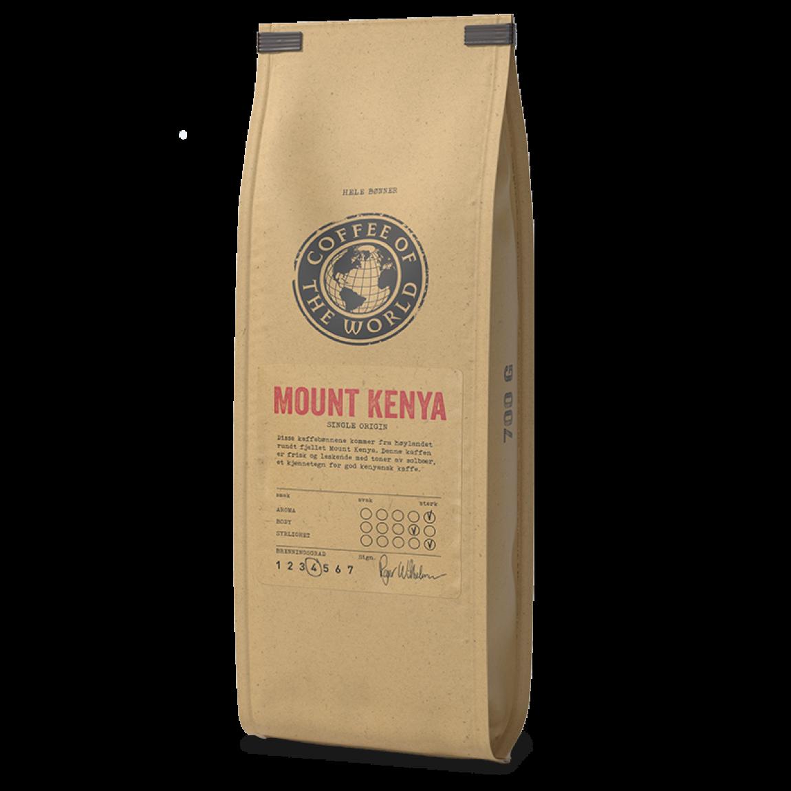 COTW Mount Kenya