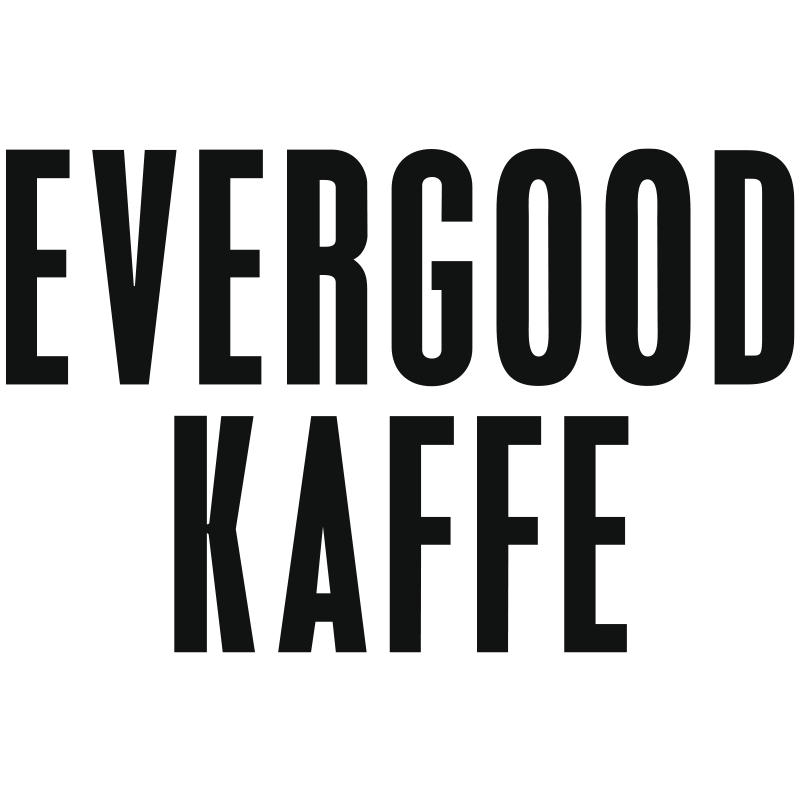Evergood Kaffe logo