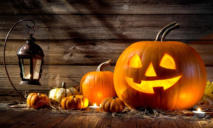 Halloween gresskar