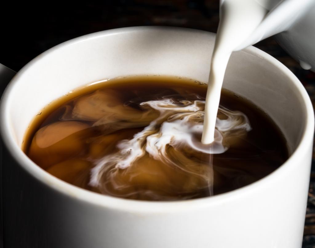Kaffe med melk
