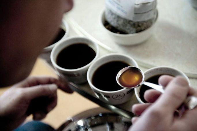 Kaffesmaking