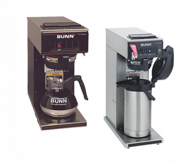 Bunn kaffetrakter