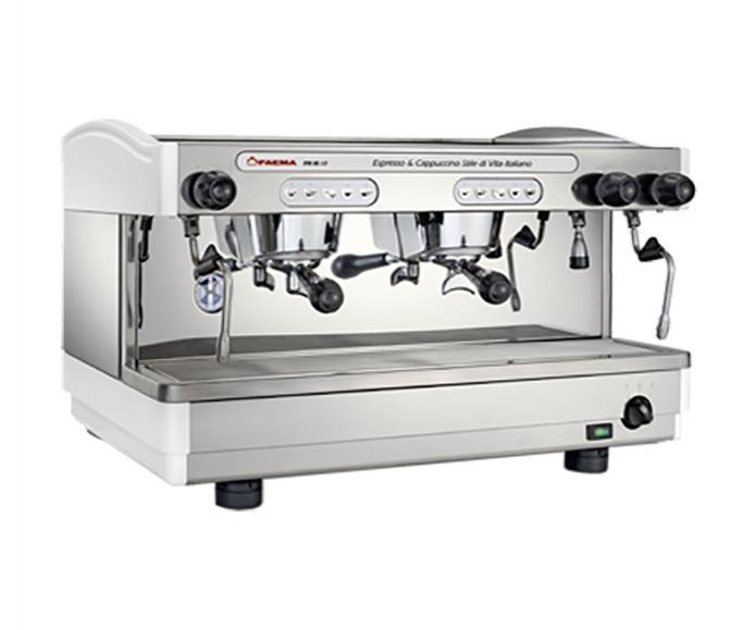 Manuell espressomaskin