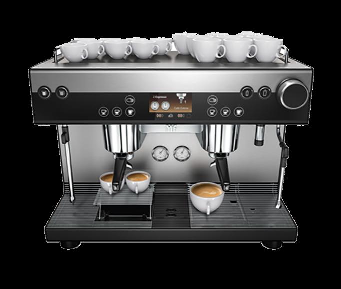 Portafilter espressomaskin