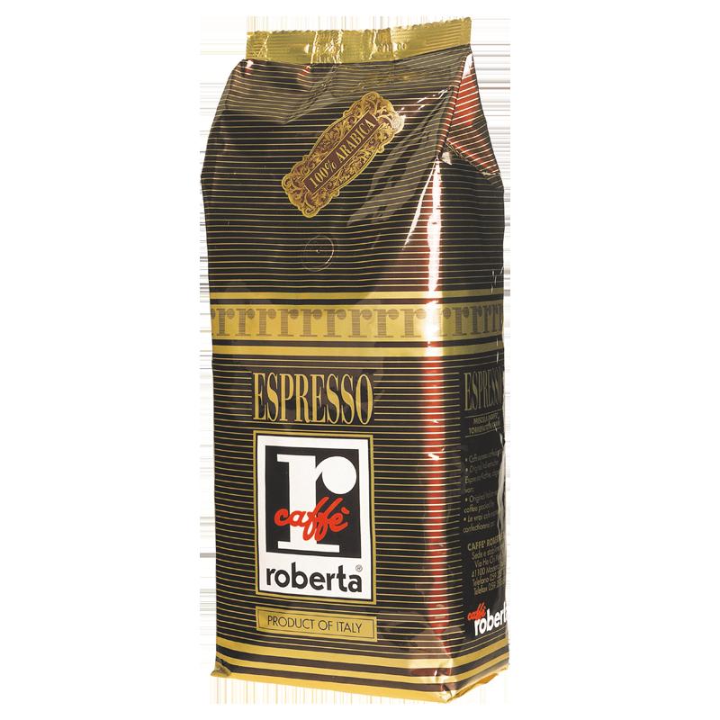 Roberta Espresso hele bønner