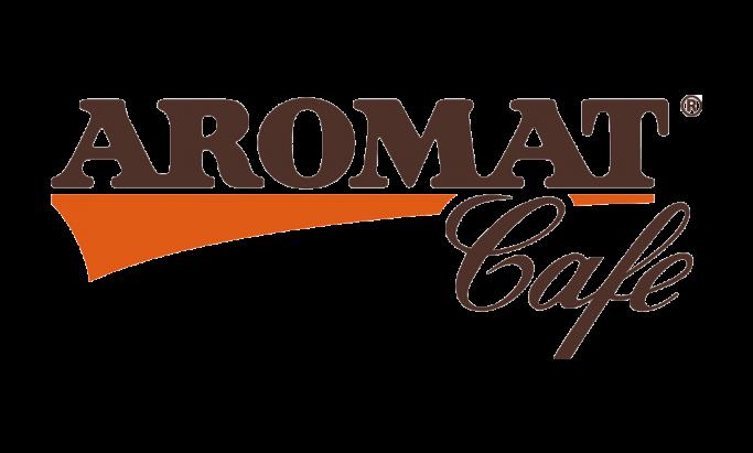 Aromat cafe logo