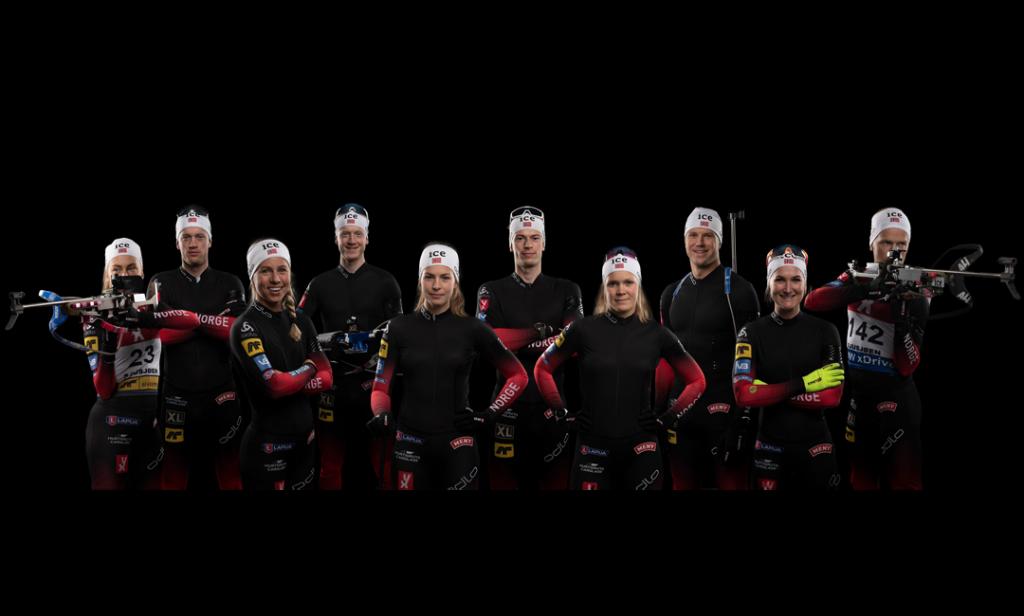 Skiskytterlandslaget 2020-2021