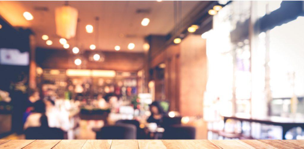 bilde av en kaffebar/restaurant