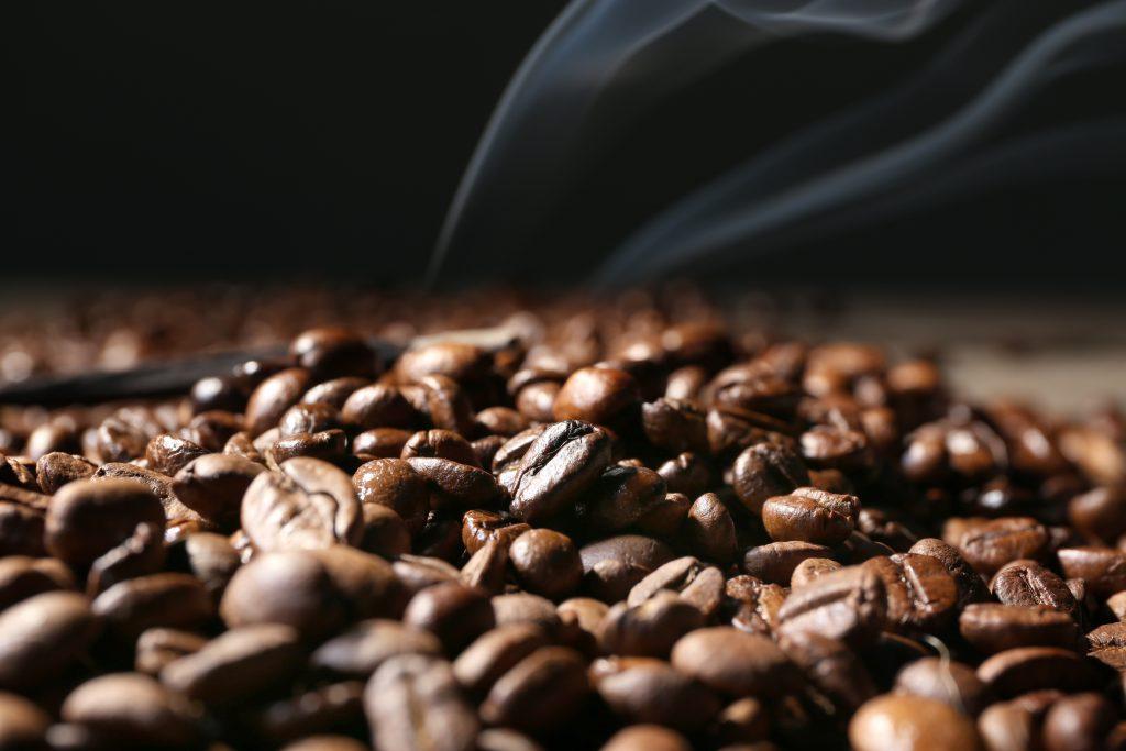 Hvordan brennes kaffe?